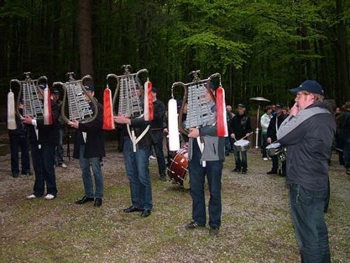 Jungschützen Vogelschießen 2010