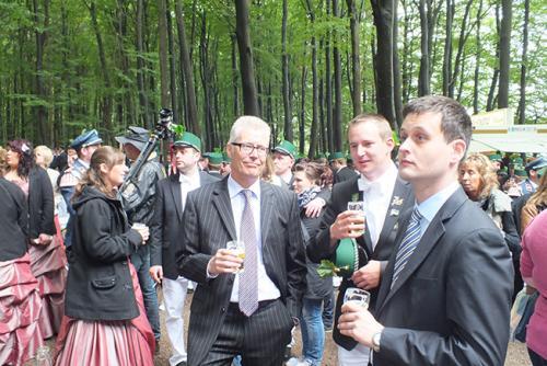 Schützenfest 2012 - Montag