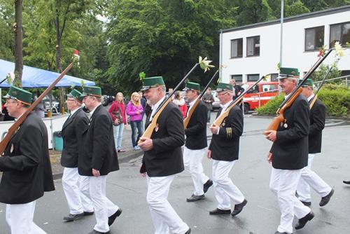 Schützenfest 2012 - Sonntag