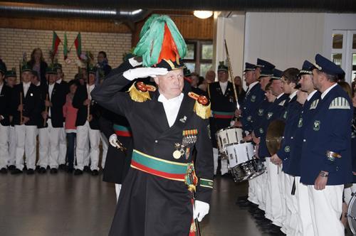 Schützenfest 2013 - Sonntag