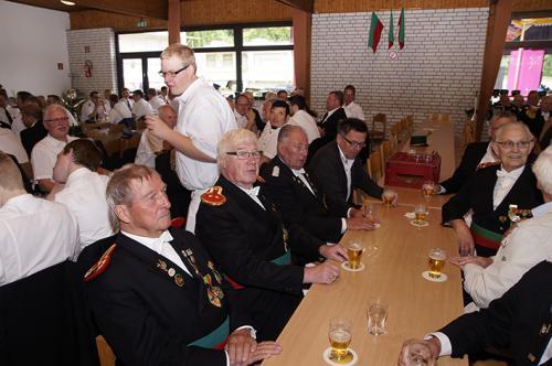 Schützenfest 2014 - Montag
