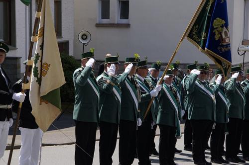 Schützenfest 2014 - Sonntag