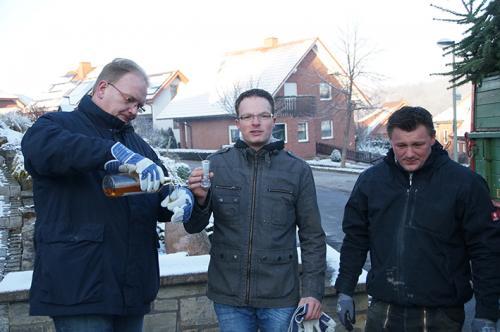 Tannenbaumaktion 2013